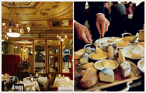 Ресторан Le Grand Vefour