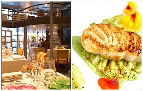 Лучшие рестораны в Париже