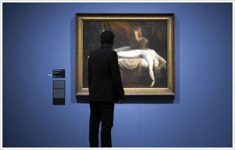 Выставка в музее Орсе