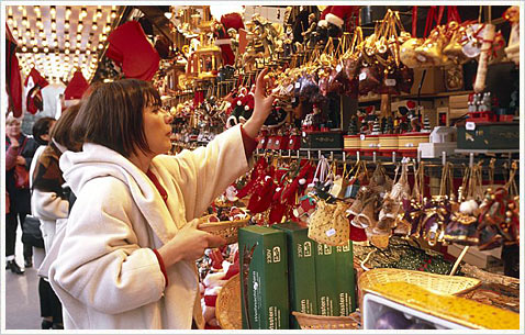 Рождественские рынки