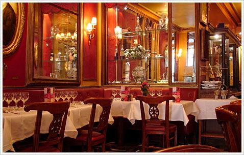 Легенды Парижа старейшее кафе Le Procope