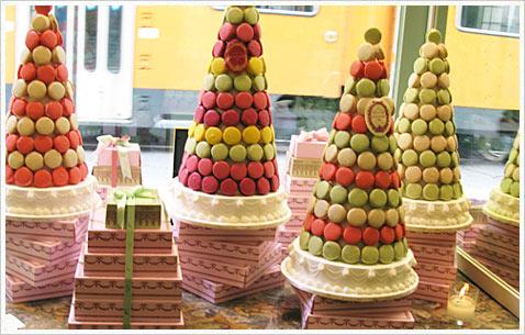 Macarons Laduree