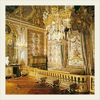 Королевская спальня, Версальский дворец