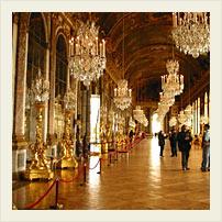 Зеркальная галерея, Версаль