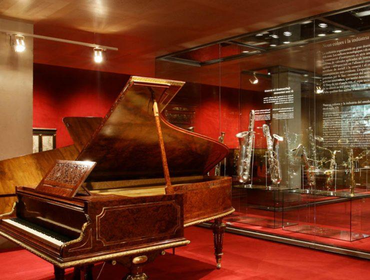 Музей музыки в Париже