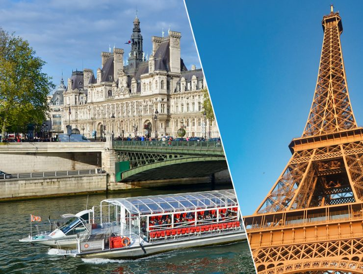 Бесплатные достопримечательности Парижа