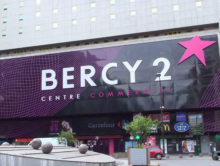 Торговый центр Bercy 2 в Париже