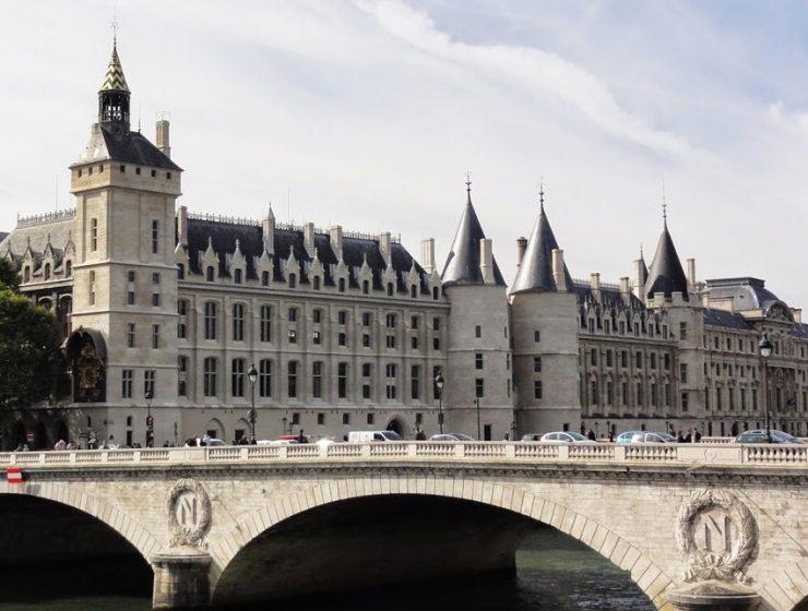 Консьержери в Париже