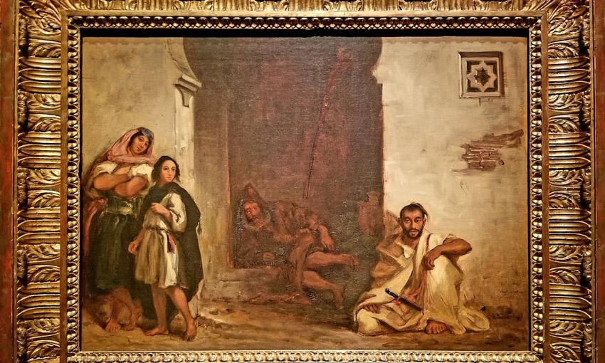 Дом-музей Делакруа