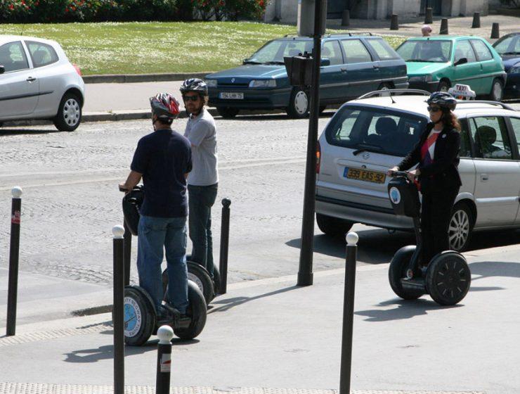Экскурсии на Segway в Париже
