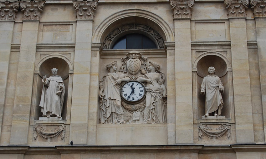 Сорбонна в Париже