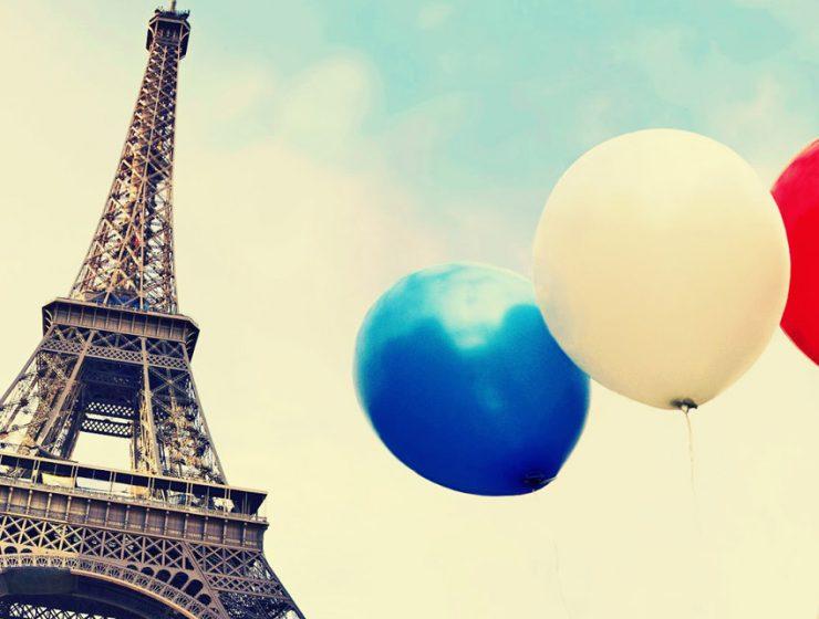 Погода в Париже