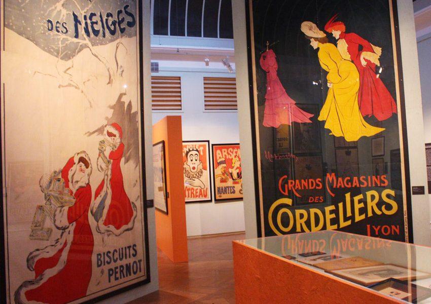 Музей рекламы в Париже