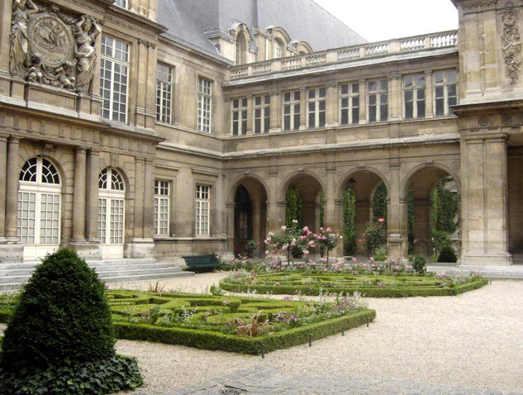 Музей Карнавале (Musee Carnavalet) в Париже