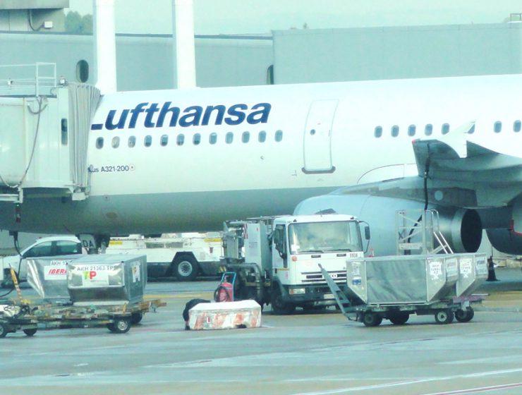 Незабываемые выходные в Европе от Lufthansa