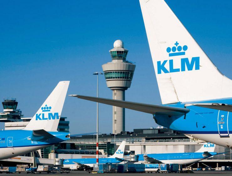 Из Москвы и Питера в Европу с KLM за 8000 р.