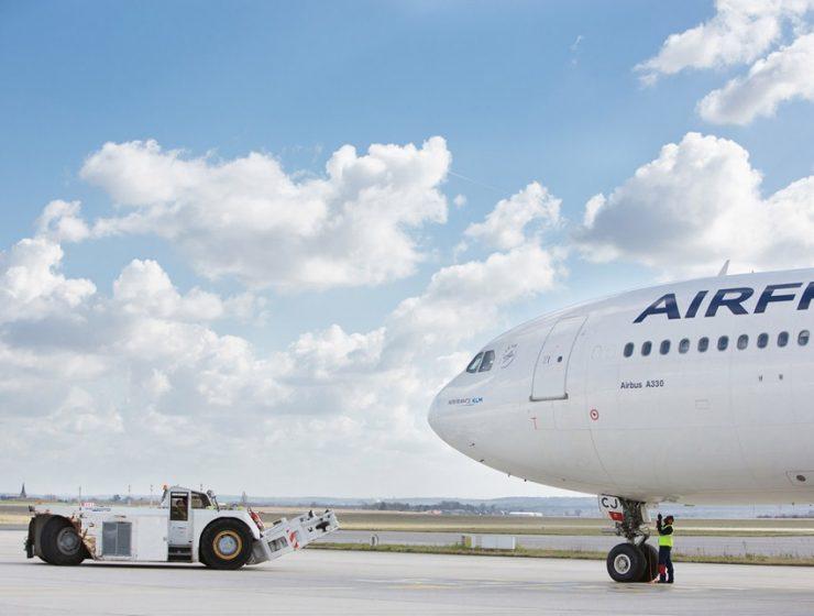 AirFrance и KLM: три города по цене одного