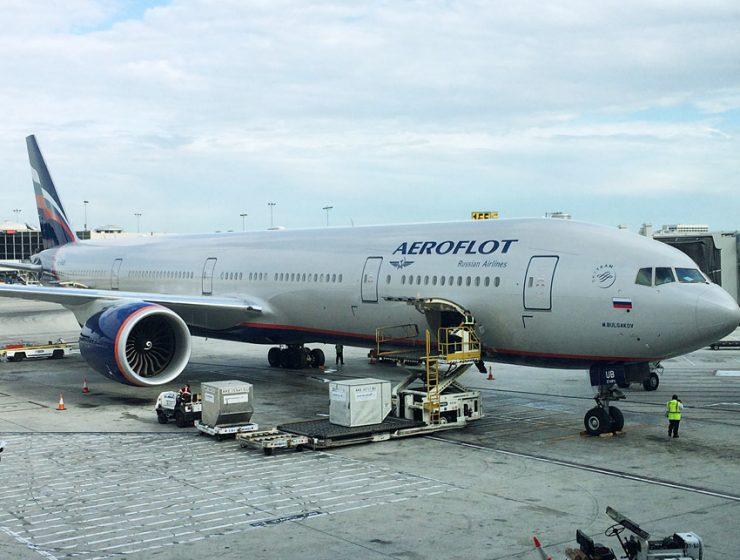 Из Москвы в Париж на рейсах Аэрофлота