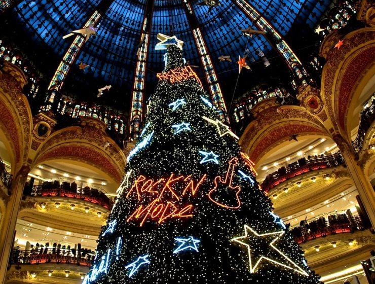 Новый год в Париже: что посмотреть