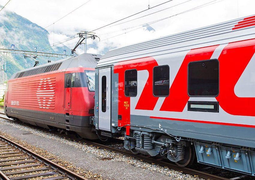 Из Москвы в Париж на поезде