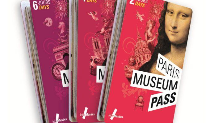 Музейная карта в Париже