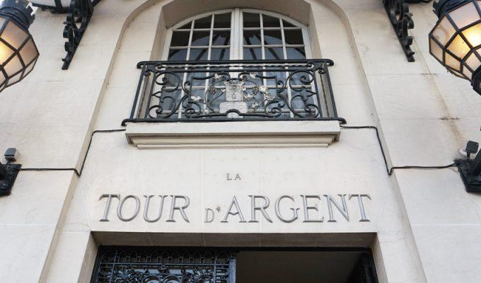 Легенды Парижа: ресторан Серебрянная башня
