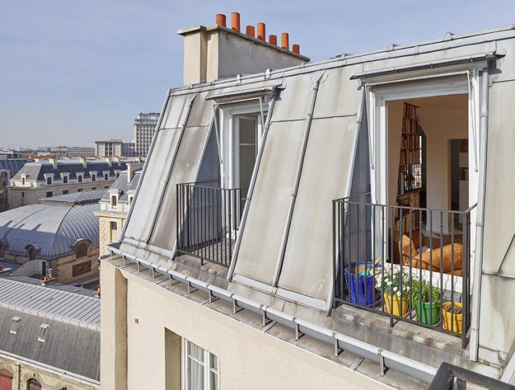 Аренда квартир в Париже