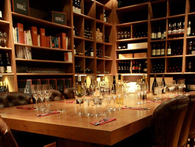 Винные бары в Париже