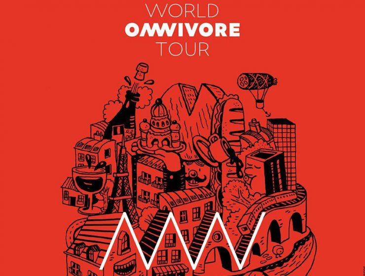 Фестиваль Omnivore в Париже