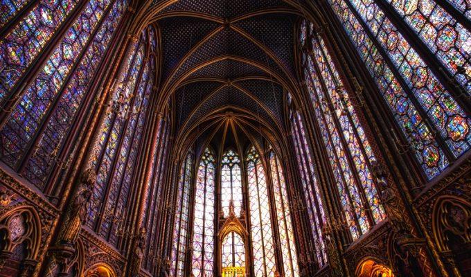 Святая капелла — Сент-Шапель (Sainte-Chapelle)