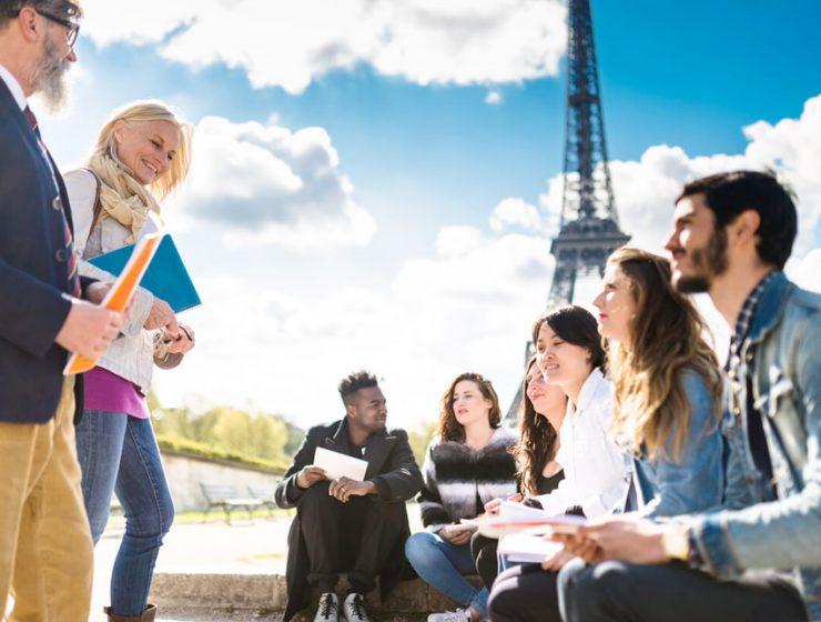 Бесплатные экскурсии по Парижу