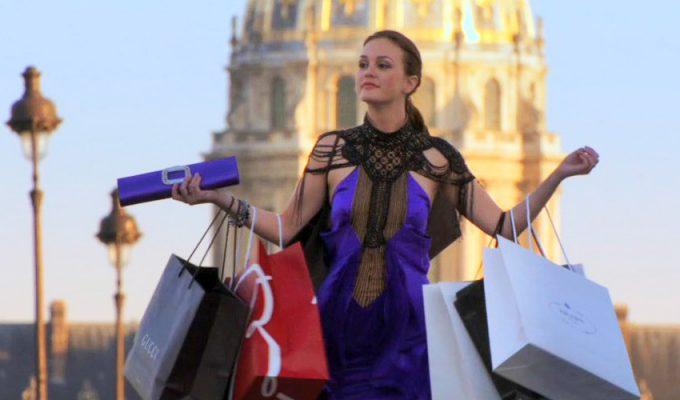 Магазины, бутики и рынки в Париже