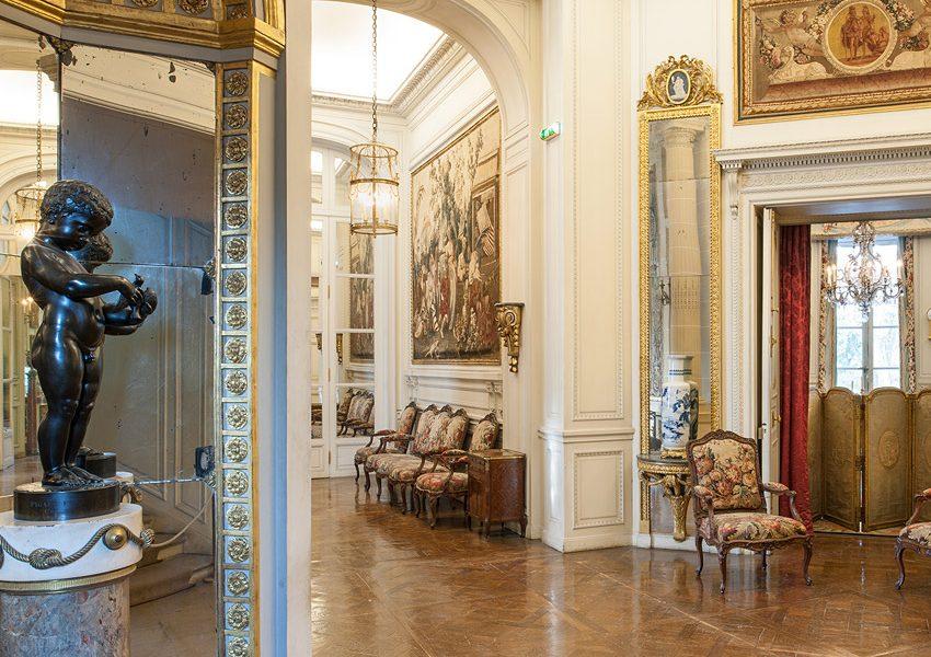 Музей Ниссим де Камондо в Париже