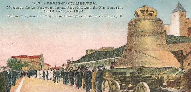 Базилика Сакре-Кёр - Колокол Савоярд