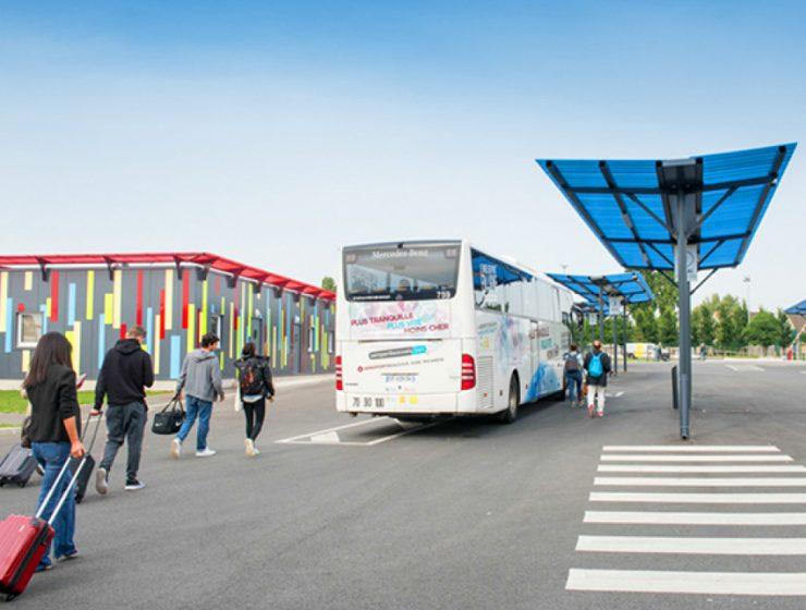 Как добраться из аэропорта Бове в Париж