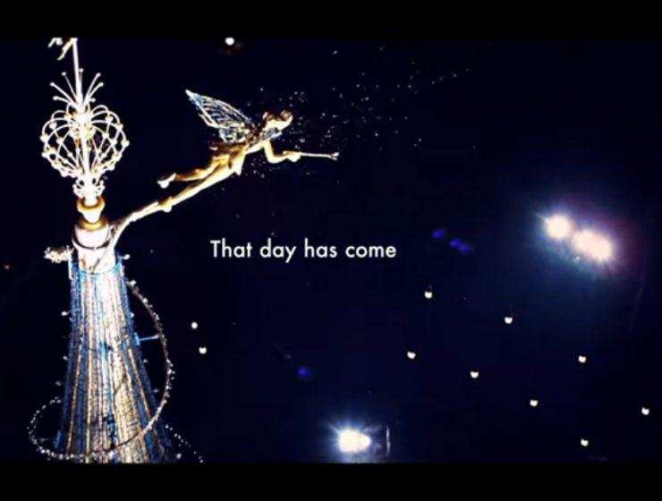 Диснейленд выпустил специальную рекламу в честь открытия