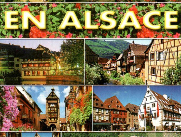 Вся Франция: знаменитый Эльзас